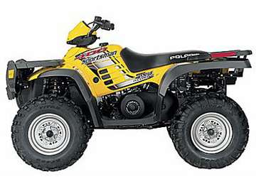 Polaris Sportsman 400 #7624074