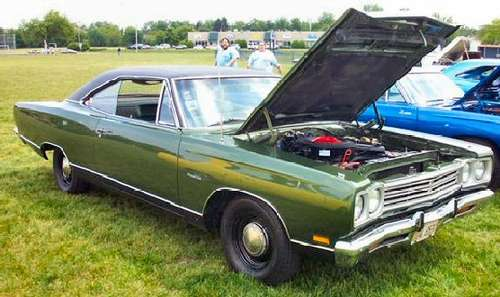 Plymouth Satellite #8882508