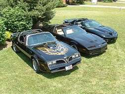 Pontiac Firebird Trans Am #7216174