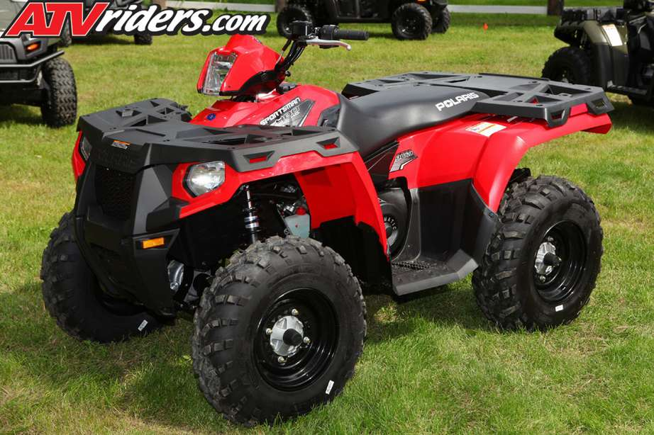 Polaris Sportsman 400 #9398318