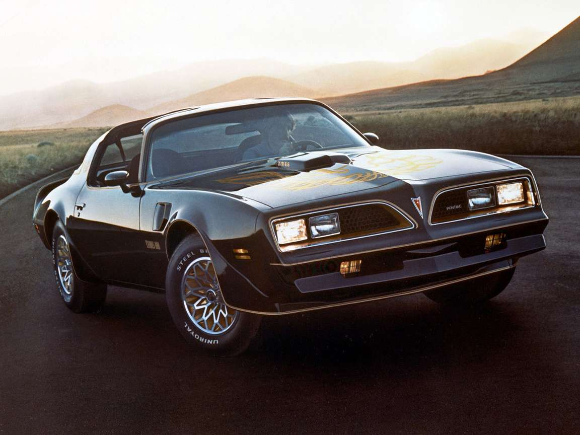 Pontiac Firebird Trans Am #8845059