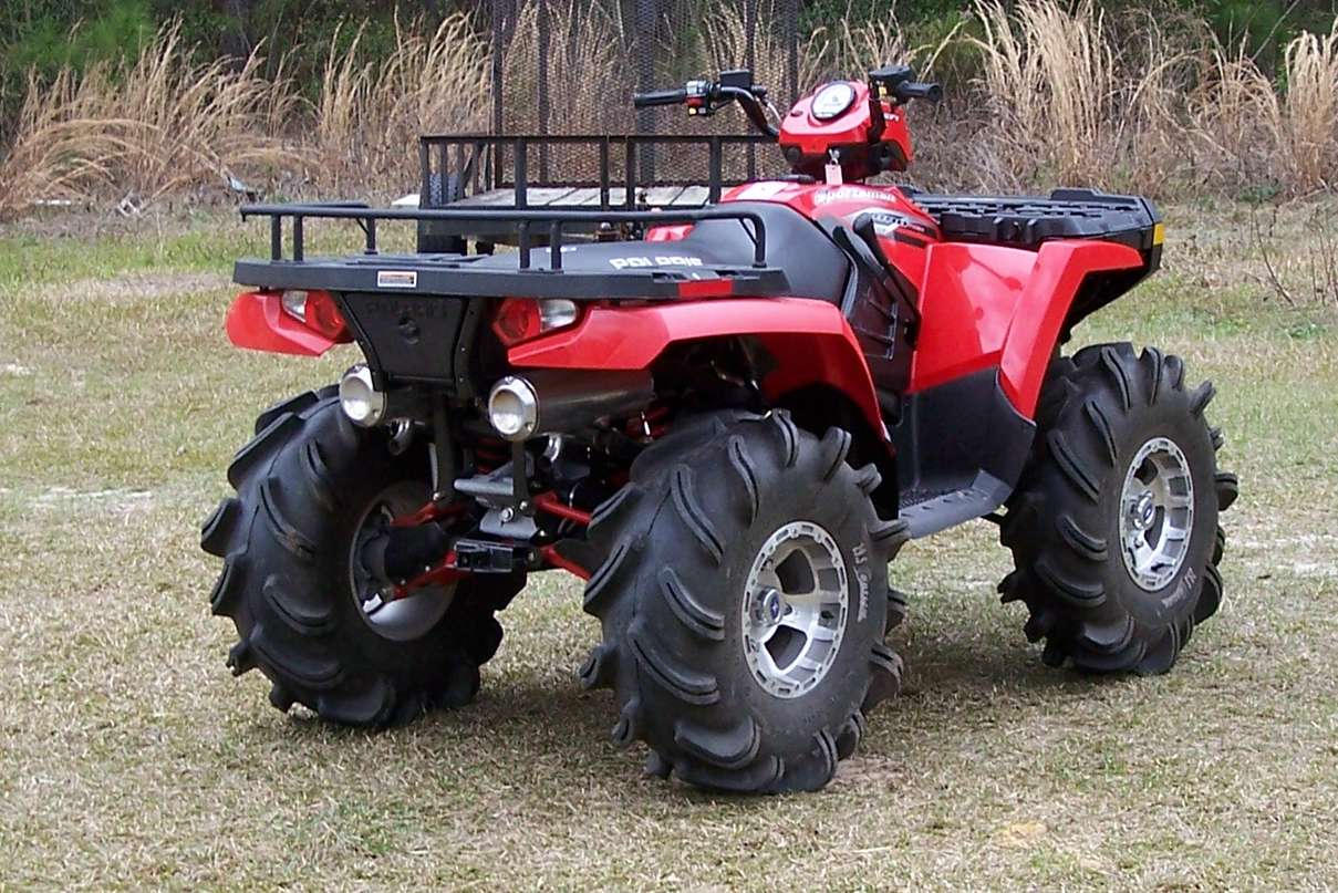 Polaris Sportsman 800 #9517952