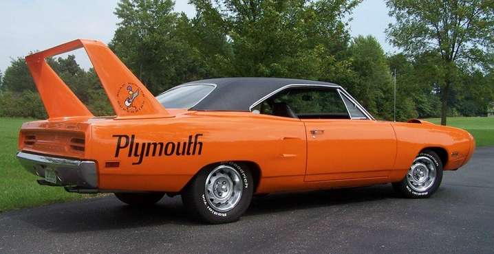 Plymouth Roadrunner #8330475