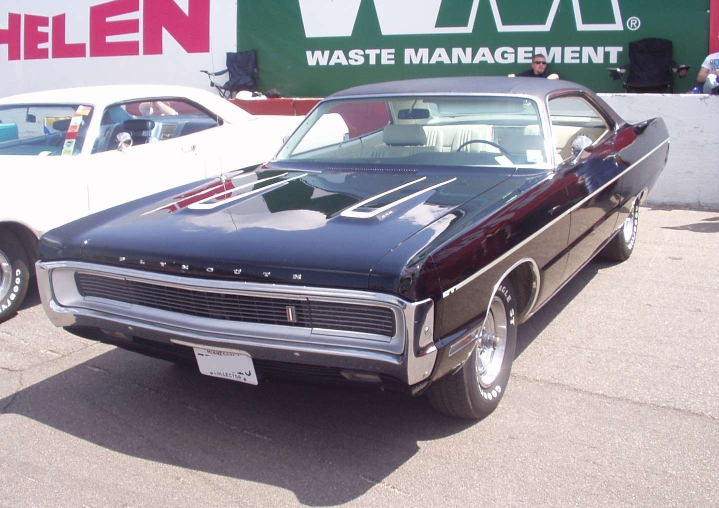 Plymouth Fury #8917638