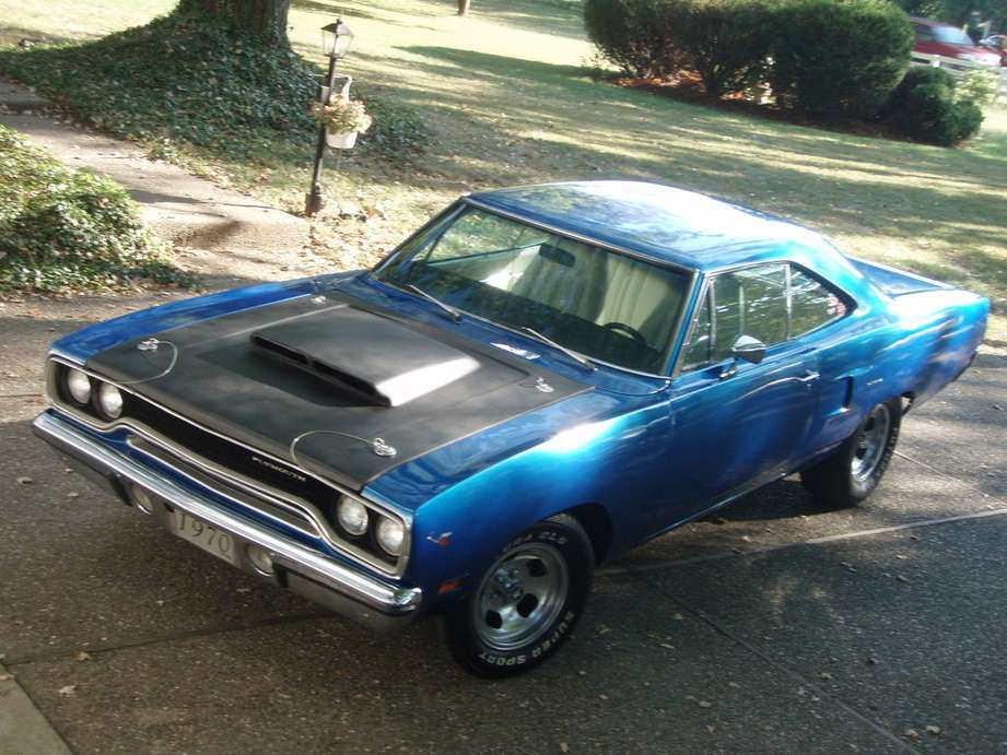 Plymouth Road Runner #8212905