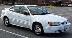 Pontiac Grand Am #9139051