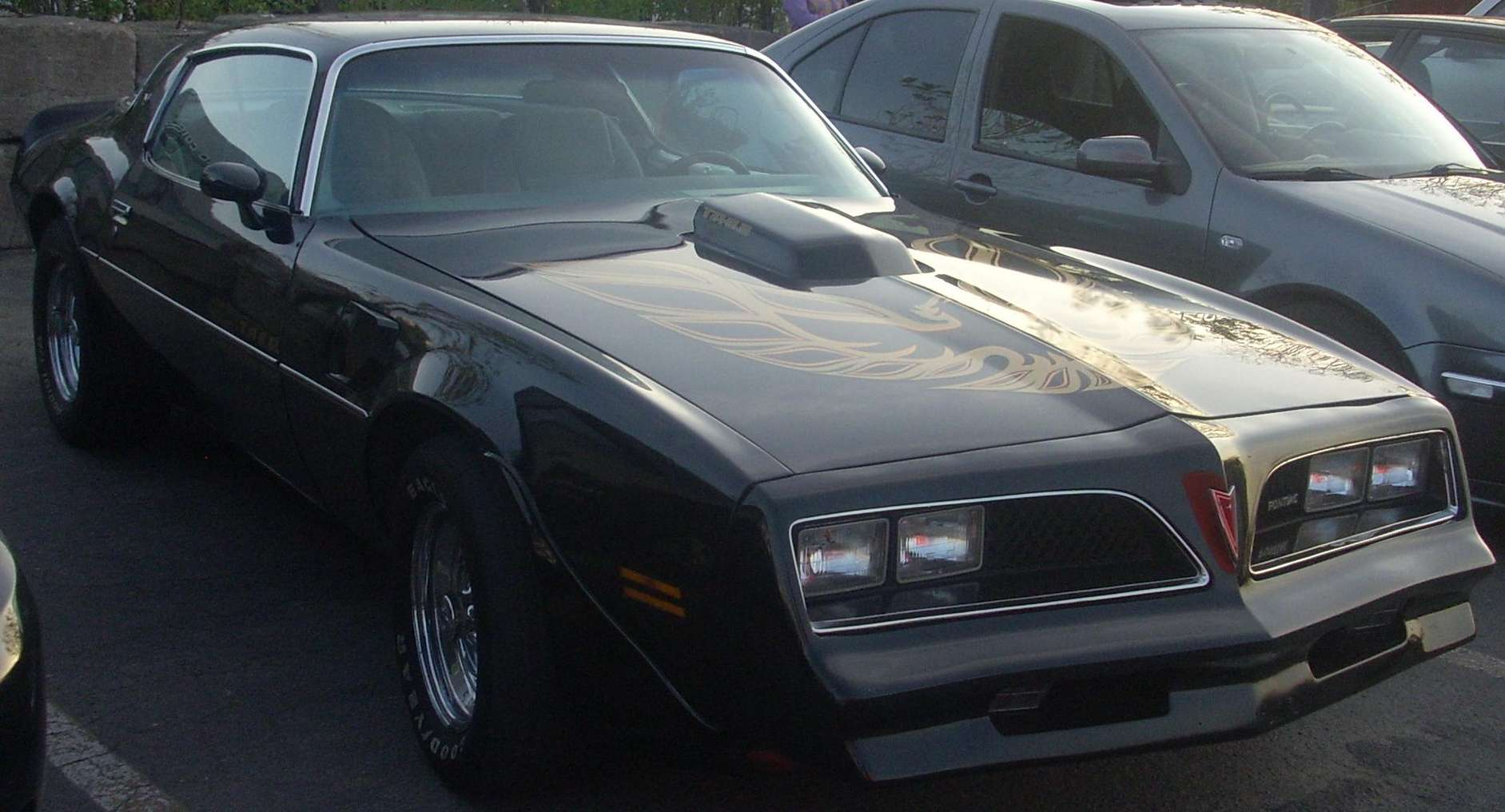 Pontiac Firebird Trans Am #7090020