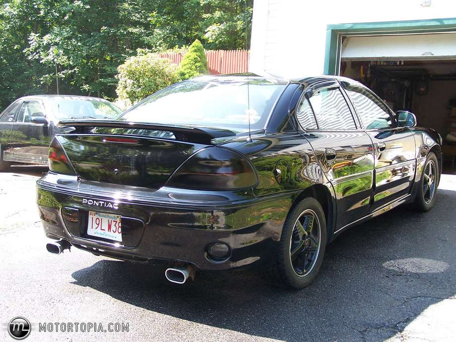 Pontiac Grand Am GT #7819968