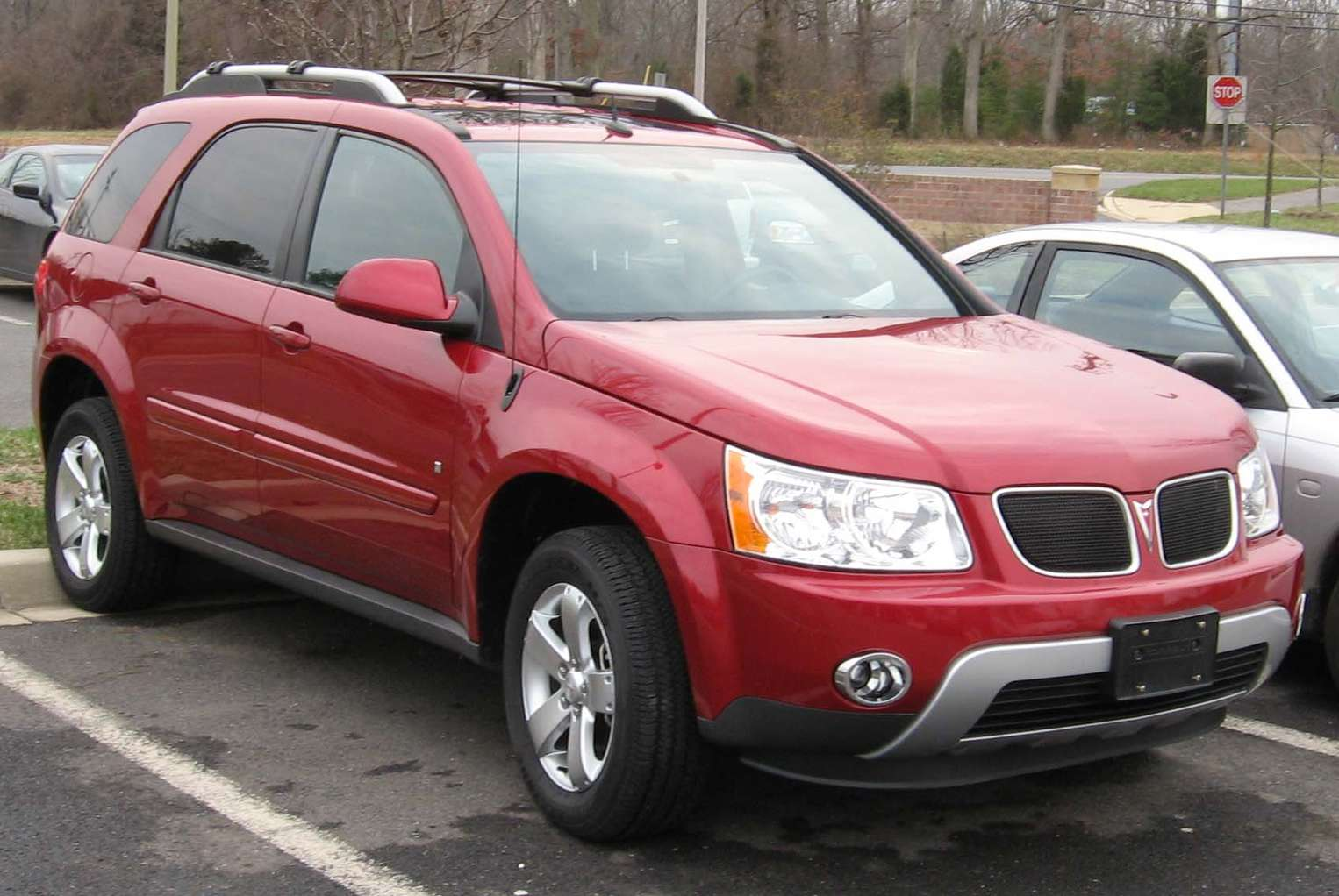 Pontiac Torrent #7332319