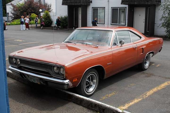 Plymouth Satellite #9663811