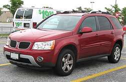 Pontiac Torrent #9891350