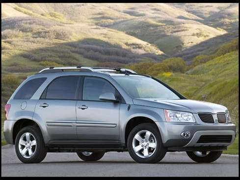 Pontiac Torrent #8097909