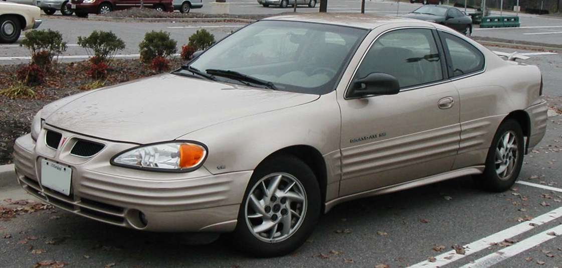 Pontiac Grand Am #8101775