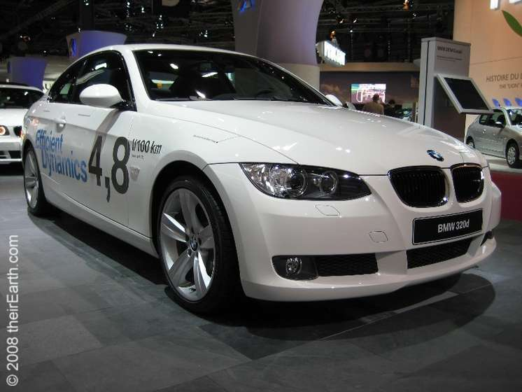 BMW 320 Coupe #7514799