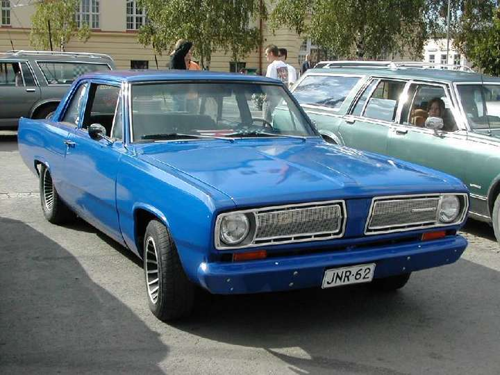 Plymouth Valiant #7097540