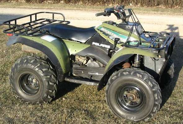 Polaris Sportsman 400 #8638444