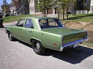 Plymouth Valiant #8234661