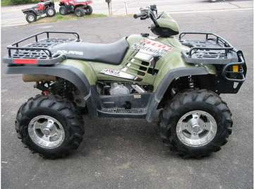 Polaris Sportsman 400 #9922376