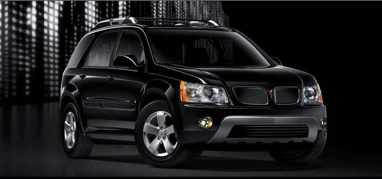 Pontiac Torrent #7412306