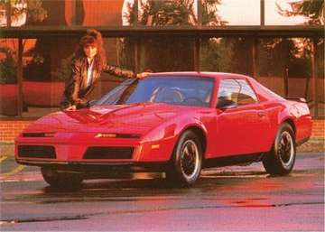Pontiac Firebird Trans Am #8411839