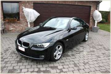 BMW 320 Coupe #7498631