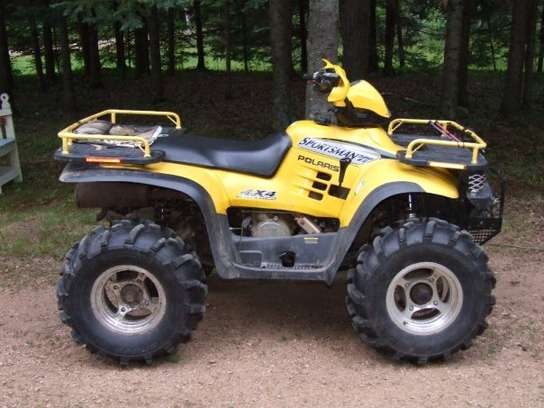 Polaris Sportsman 500 #7117244