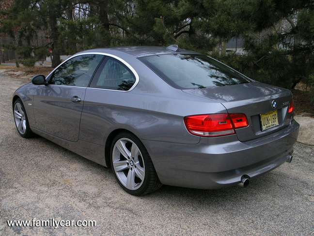 BMW 335i Coupe #9615693