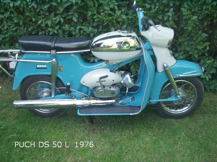Puch DS 50 #8023939