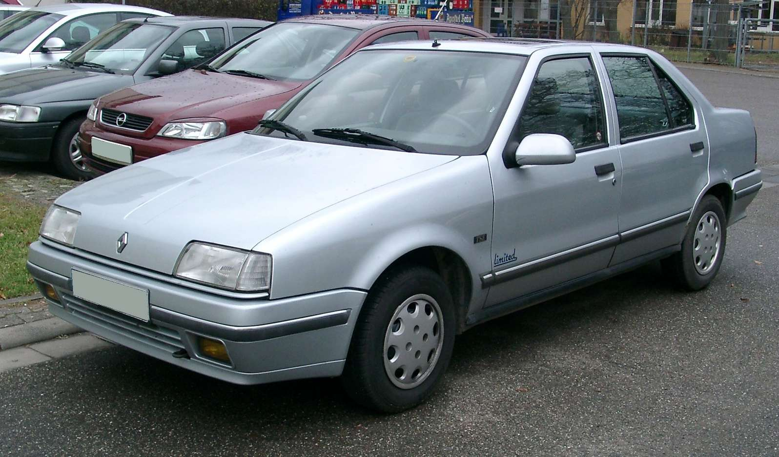 Renault 19 Chamade #9020810