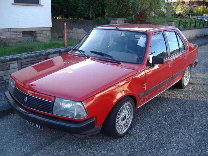 Renault 18 Turbo #8414763