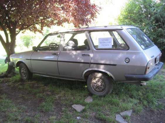 Renault 12 Break #9979829