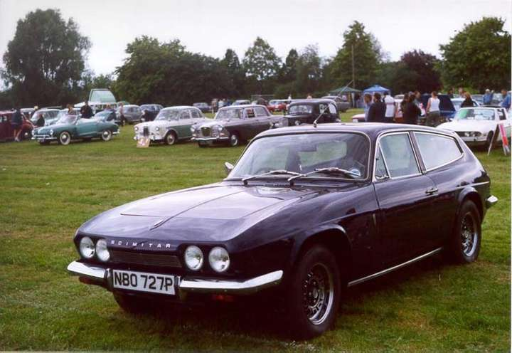 Reliant Scimitar #7386372