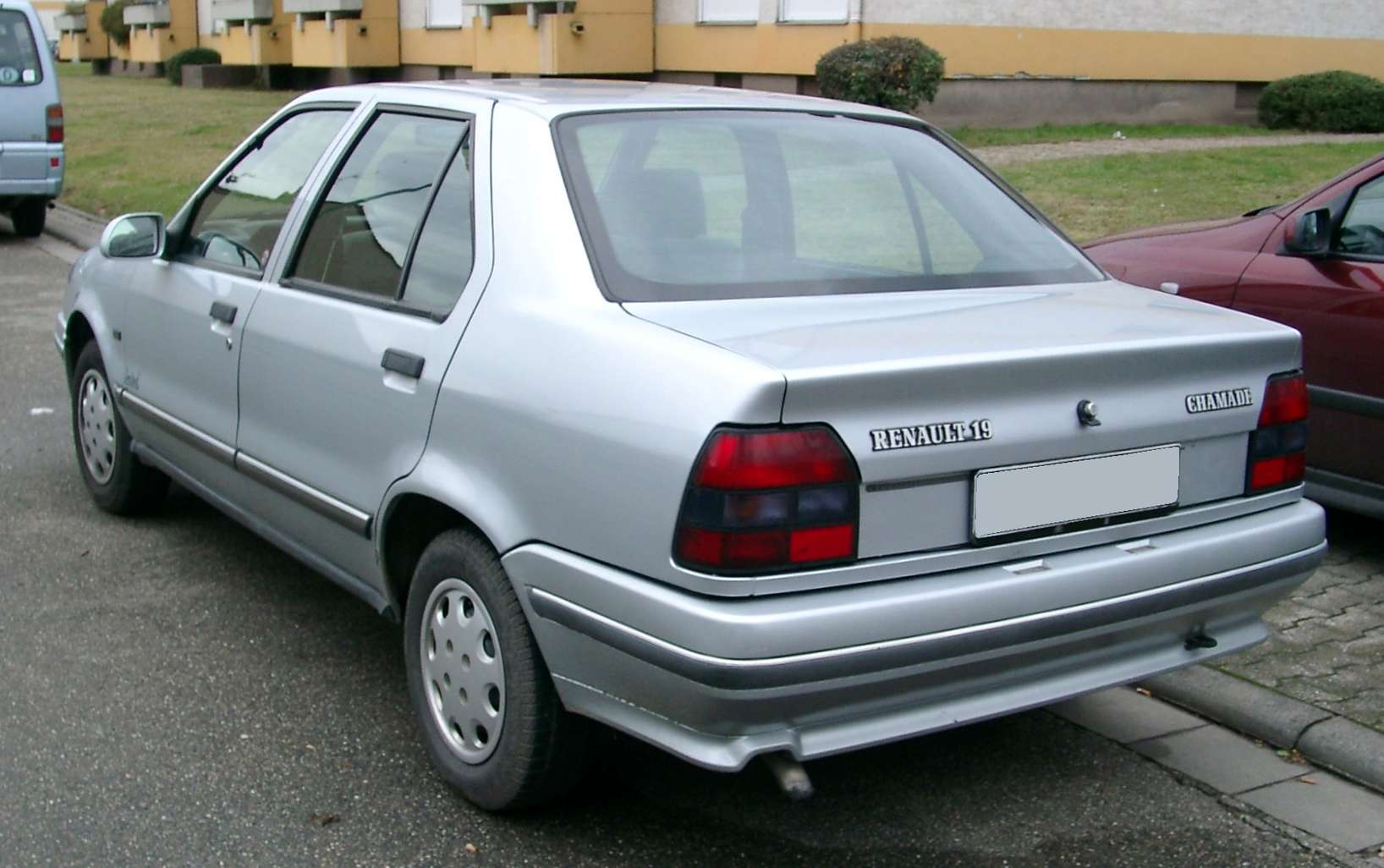 Renault 19 Chamade #9525164