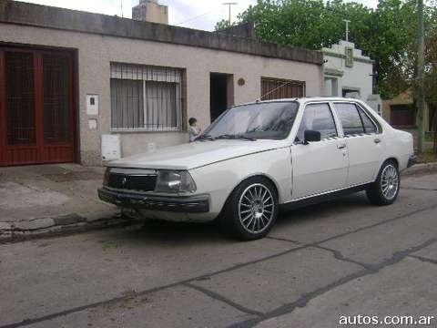 Renault 18 Turbo #7090763