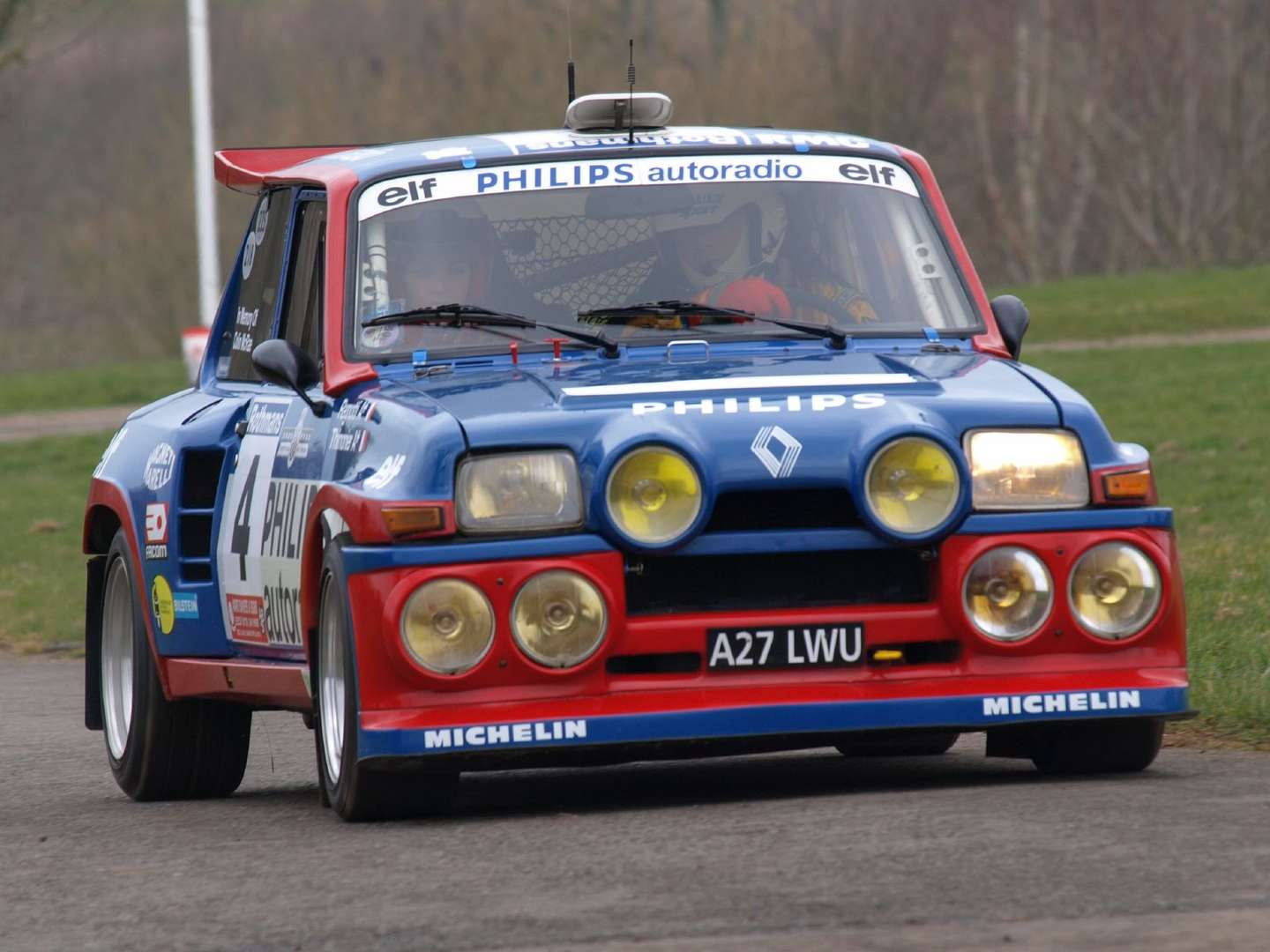 Renault 5 Maxi Turbo #9856999