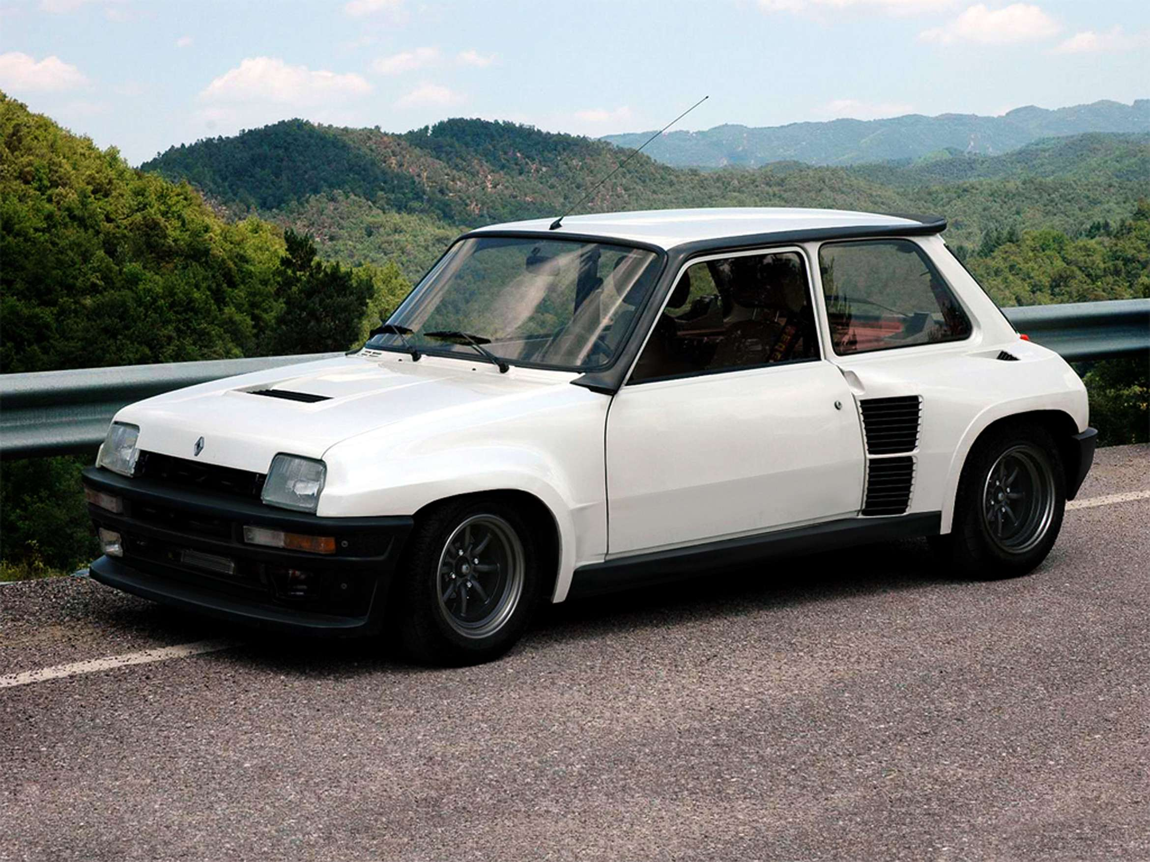 Renault 5 Turbo #8119657