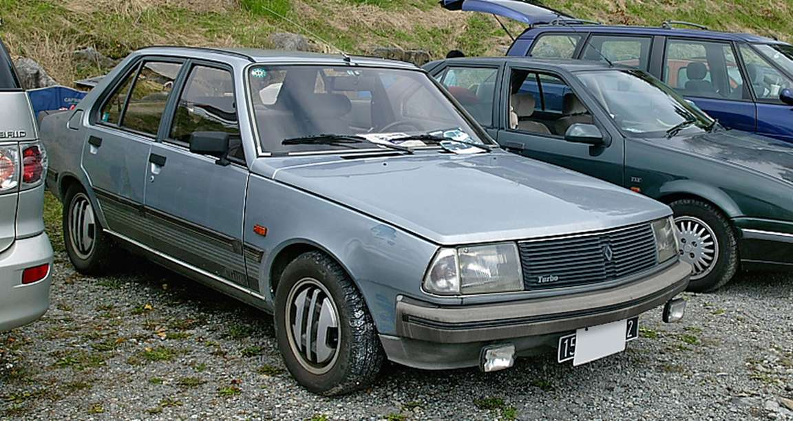 Renault 18 Turbo #9259970