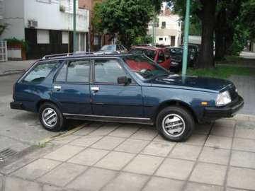 Renault 18 Break #9797342