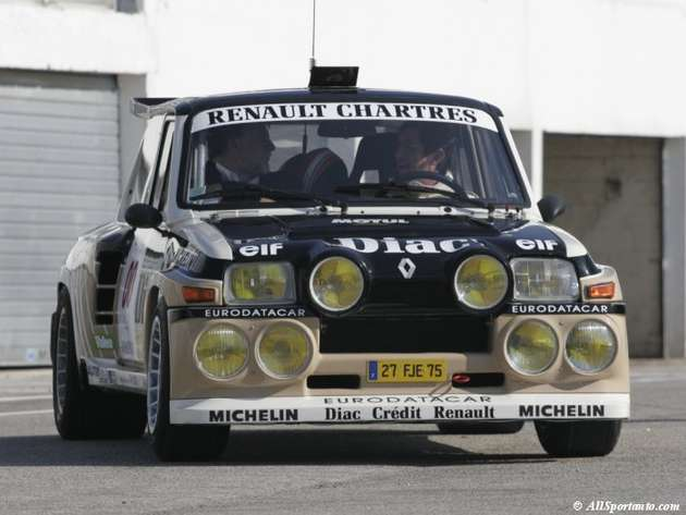 Renault 5 Maxi Turbo #7966974