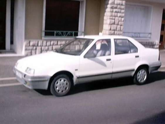 Renault 19 Chamade #8633330