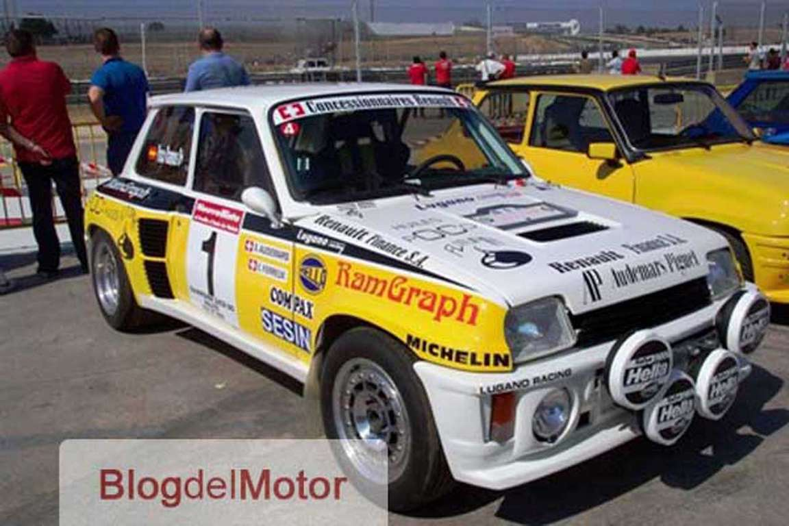 Renault 5 Maxi Turbo #9104226