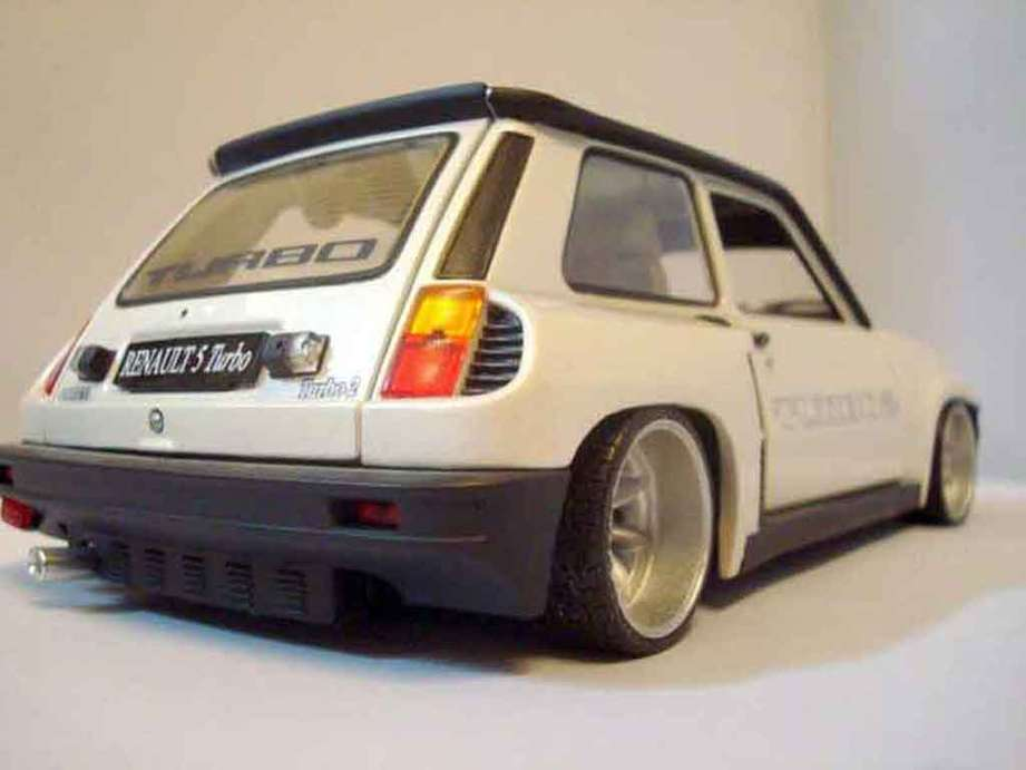 Renault 5 Turbo 2 #7945592