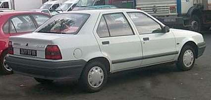 Renault 19 Chamade #9990159