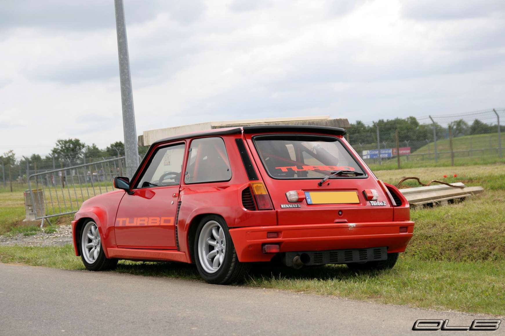 Renault 5 Turbo 2 #8076702