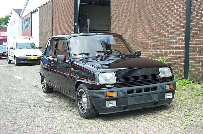 Renault 5 Alpine Turbo #9432946