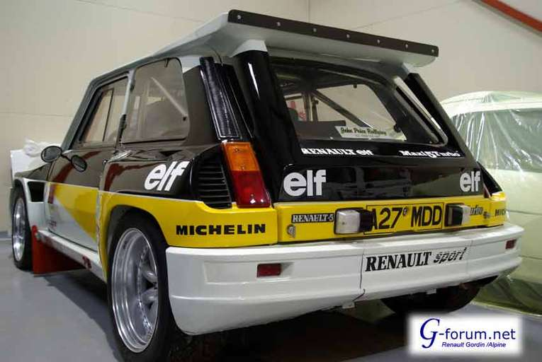 Renault 5 Maxi Turbo #8048922