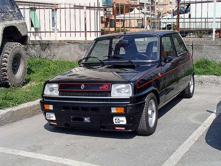 Renault 5 Alpine Turbo #8348204