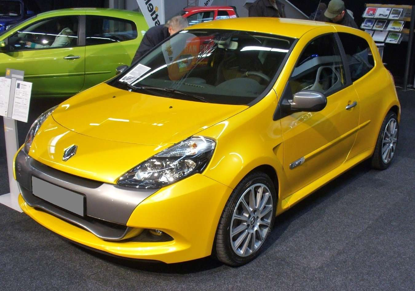 Renault Clio RS #7012239