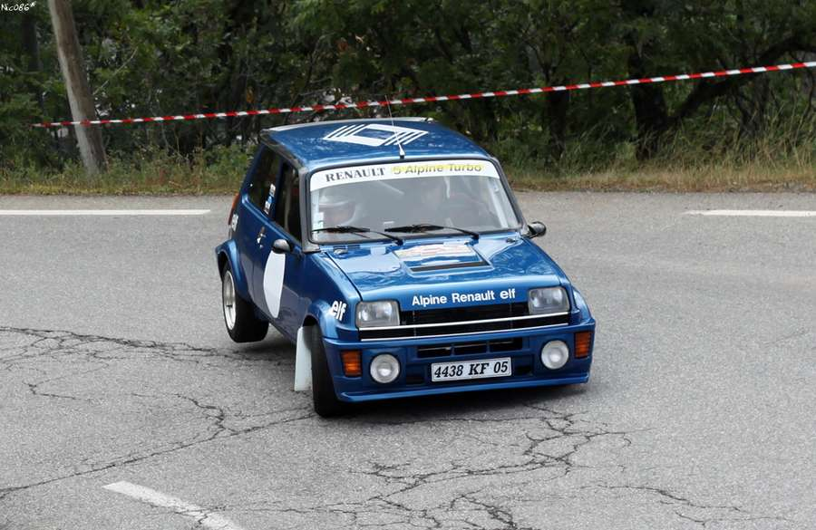 Renault 5 Alpine Turbo #7124958