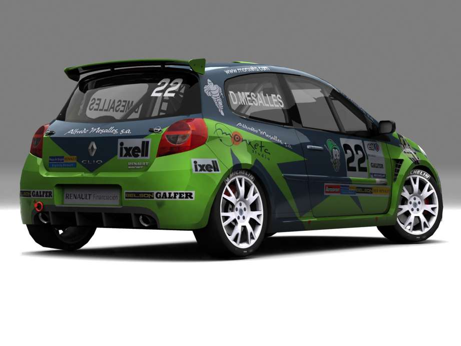 Renault Clio cup #7718837
